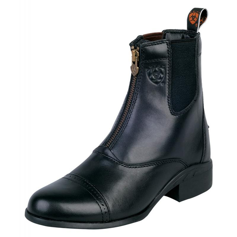 The Ranch Store | Ariat Ladies Heritage III Zip Paddock Horse ...