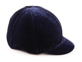 Shires Velvet Skull Cap Cover-846