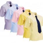 Equetech Junior Show Shirt (short sleeved) NJS
