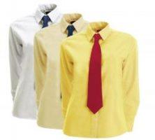 Equetech Junior Stretch Shirt (Long Sleeve) NJL