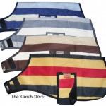 Dog Coat-Newmarket Fleece Design RRA072 Horseware