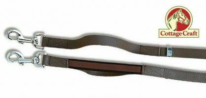 Cottage Craft Side Reins with slide buckle