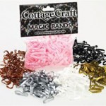 Cottage Craft Magic Plaiting Bands J139