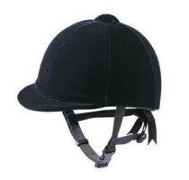Harry Hall Junior KM International Velvet Riding Hat 810 - NOT PAS015