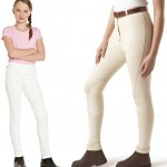 Harry Hall Atlanta Junior Jodhpurs-