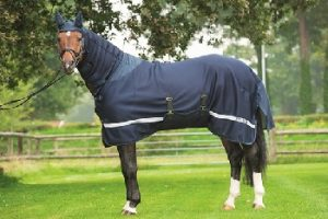 HKM Helsinki Fly Sheet with Fixed Neck-