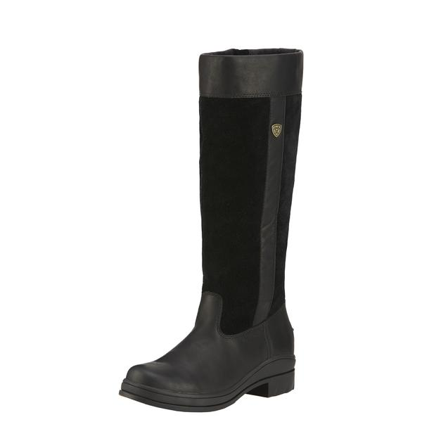 The Ranch Store | Ariat Black Windermere H20 Country Boot 10016297