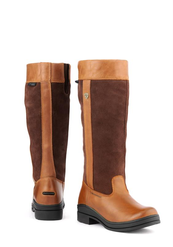 The Ranch Store | Ariat Windermere Chocolate Country Boots £159.99