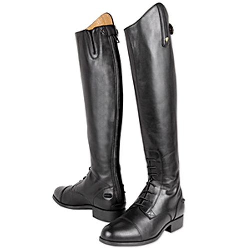 The Ranch Store | ARIAT WOMENS HERITAGE CONTOUR FIELD ZIP BOOT