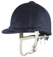 Gatehouse Airflow Hickstead Velvet Riding Hat