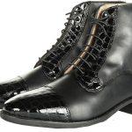 HKM Rex Croco Jodhpur Boot- 76079100