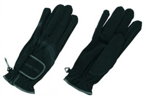Harry Hall Domy Suede Gloves - GLV1