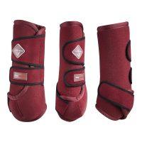 Lemieux ProSport Support Boots (pair)