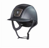 Caldene Ultra Plus Black Riding Hat PAS015- CD4996