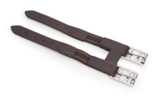 Shires Blenheim Leather Girth Extension - 493