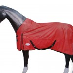 White Horse Lightweight Waterproof Turnout Sheet