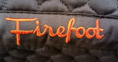 Firefoot Working Hunter Numnah-FFNM04