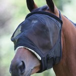 Shires Fine Mesh Earless Fly Mask - 663