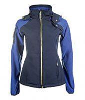 HKM Adult Flash Fleece / Softshell Jacket - 7814