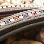 Loveson V Shaped Diamante Browband - 07339