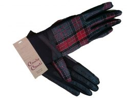 Carrots Country Tweed Design Gloves - C16GL