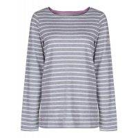 Joules W Harbour Ladies Jersey Top-HSTGMRL