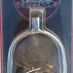Cottage Craft Ladies Prince of Wales Spur and Strap Set - 2007
