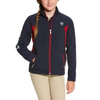 Ariat Youth New Team Softshell Jacket - 10019268