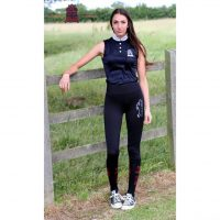Chillout Horsewear New Cut Ladies Poly Leggings