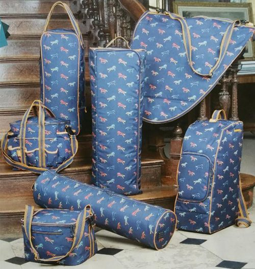 Hat, Boot & Bridle Bags