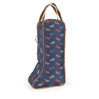 Shires Horseprint Long Boot Bag - 6504