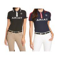 Ariat Ladies New Team Polo Shirt - 1001919