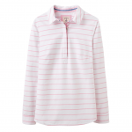 Joules W Clovelly Ladies Half Button Placket Shirt