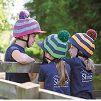 Shires Pom Pom Hat Covers - 832
