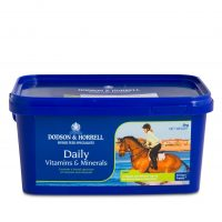 Dodson and Horrell Daily Vitamins and Minerals