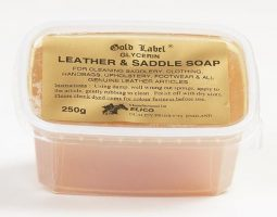 Gold Label Glycerin Leather and Saddle Soap