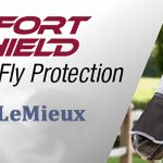 LeMieux Comfort Shield Full Fly Mask - 829 (Riding and Turnout)