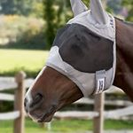 LeMieux Comfort Shield Half Mask with Ears - 829