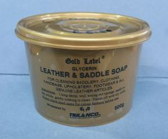 Gold Label Leather and Saddle Soap - GLD0286