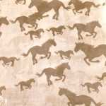 Fenside Galloping Horse Design Scarf