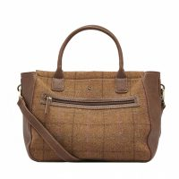 Joules Day to Day Tweed Shoulder Bag - XDAYTODAYTWD