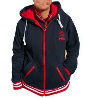 Chillout Horsewear Zip Front Hoodie