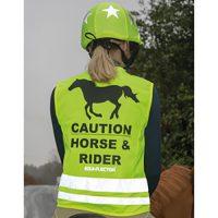 Shires Equi-Flector Safety Vest - 7001