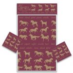 Grays Equestrian Gift Wrap Paper - 17250