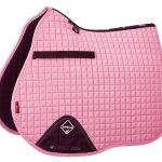 Lemieux Suede GP Square - Le Collection Pink Blush