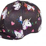 Unicorn Lycra Riding Skull Hat Cover- elicounicorn