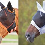 Shires Fly Mask Fine Mesh - 6662